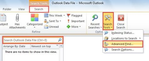 How to Find Emails with an Exact Word or Phrase in Outlook