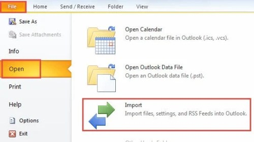 How to Use Outlook to Export Senders' Email Addresses to an