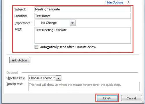 2 ways to create appointment and meeting templates in