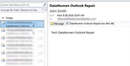 What to Do if Outlook Blocks Your Email Attachments? - Data
