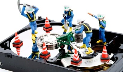 Deal with Common Hard Drive Issues