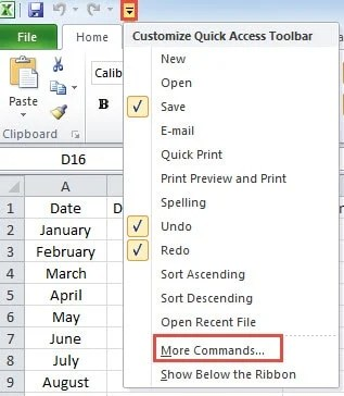 how to add switch in excel 1 0