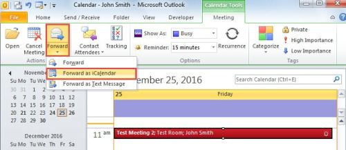 3 Easy Tips to CC or BCC an Outlook Meeting Invitation