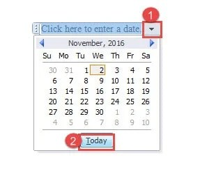3 Methods to Insert Date or Time into Your Word Document - Data