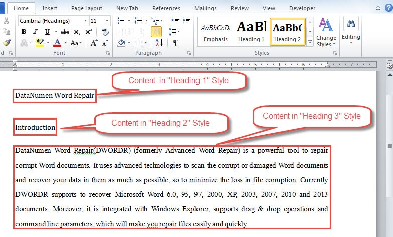 2 Methods to Convert Your Word Document to a PowerPoint