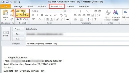 how to change text format on comicker