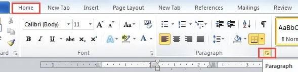 Click Expand Button