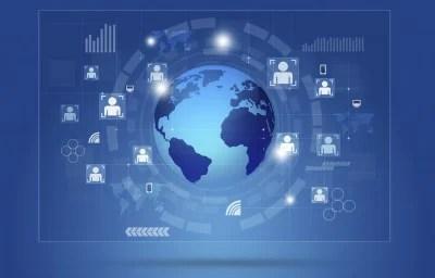 Data on Internet