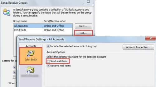 5 Methods to Configure Outlook Not to Send out Emails