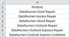 2 Methods to Auto Refresh the Drop-Down List in Your Excel