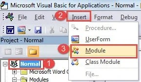 How to Insert a Future or Past Date in Your Word Document via VBA