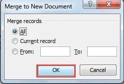 """Click """"OK"""""""