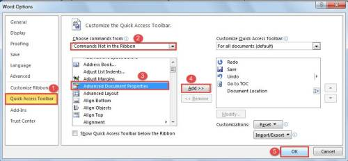 how to see editing time in word mac