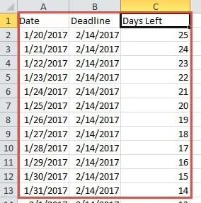 creating a calendar in word