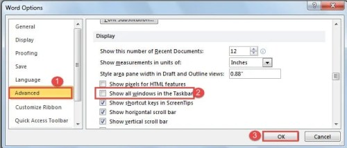 4 Quick Ways to Close a Single Word Document without Closing