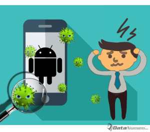 Phone Malware Infection