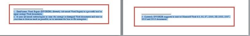 "Effect of pressing ""Ctrl+ A"""