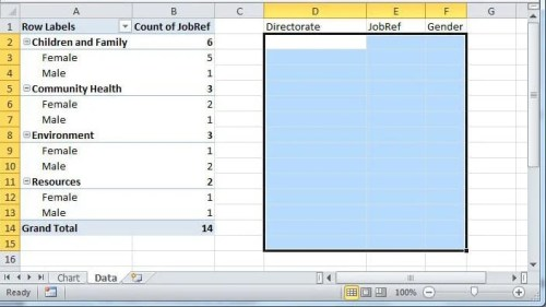 How to Open and Populate Template with Excel VBA - Data