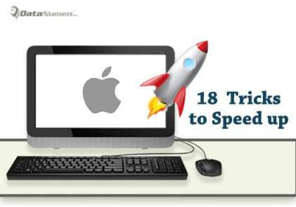 18 Effective Tricks to Speed up Your Mac System