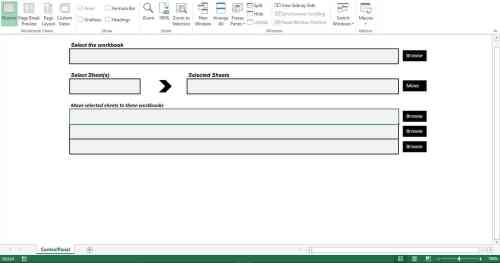 How to easily move worksheets from one workbook to another with create sheet controlpanel ibookread PDF
