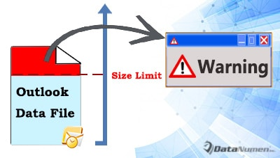 VBA Code - Get Warned When Your Outlook PST File Exceeds a Predefined Size Limit