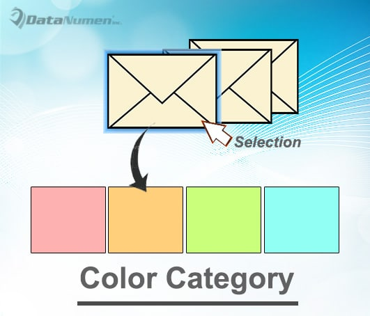 Mandatorily Color Categorize All Your Outlook Items