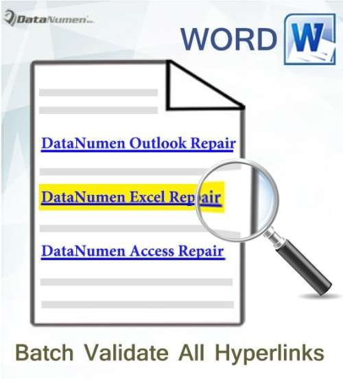 Batch Validate All Hyperlinks in Your Word Document