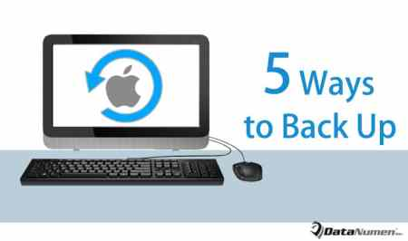 5 Most Popular Ways to Back up Your Mac Data