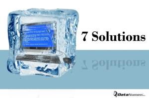 Computer Freeze Error