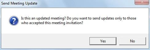 How to send outlook meeting updates only to those who accepted the message asking if send meeting updates only to who accepted this meeting stopboris Gallery