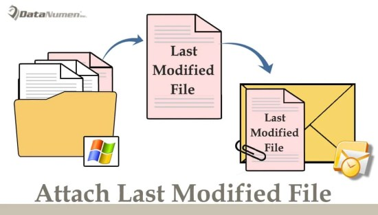 Quickly Attach the Last Modified File in a Windows Folder to Your Outlook Email