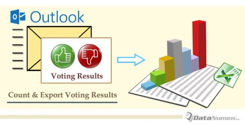 Quickly Export Voting Statistics from an Outlook Email to an Excel Worksheet
