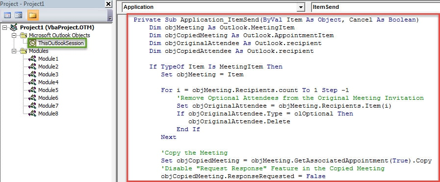 How To Add Optional In Meeting Request In Outlook 2013 How