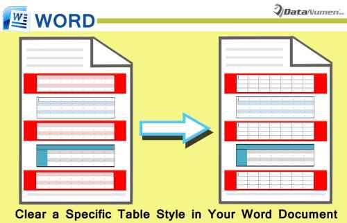 how to search a word document for a specific word