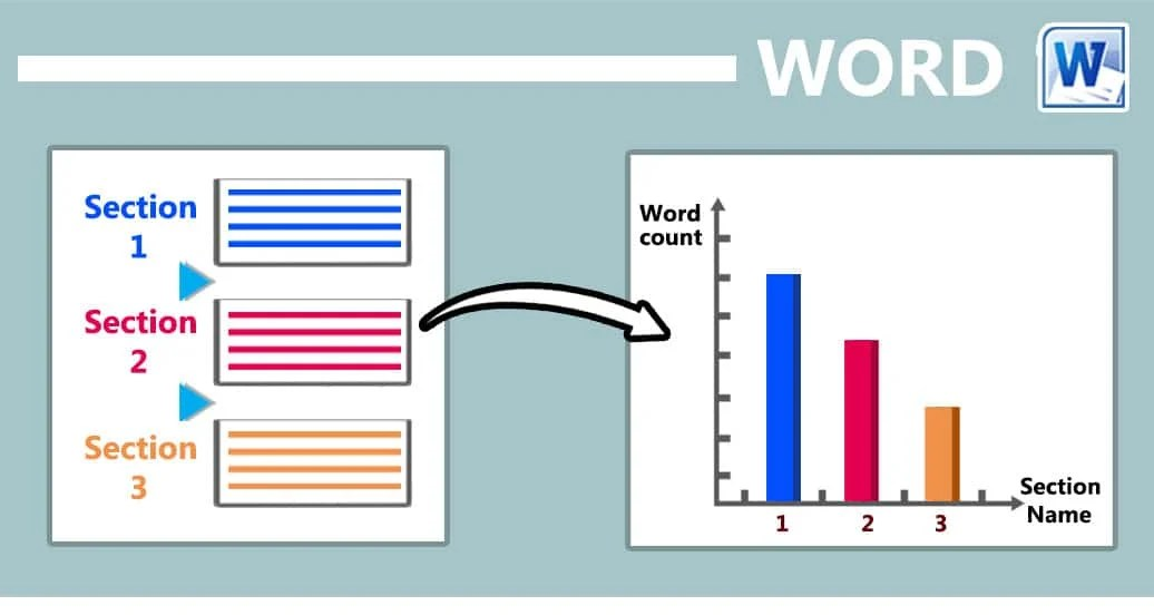 Count the Number of Words for Sections in Your Word Document