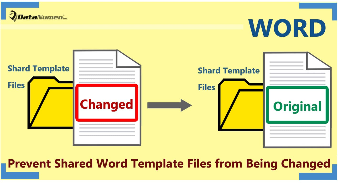 word template files