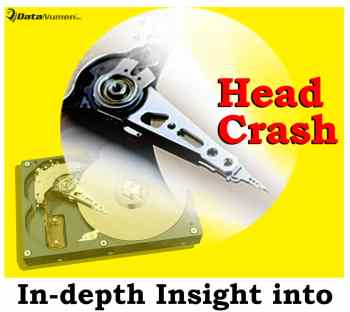 In-depth Insight into Head Crash on Hard Drive