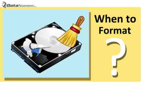 When Is It Necessary to Format a Hard Drive?
