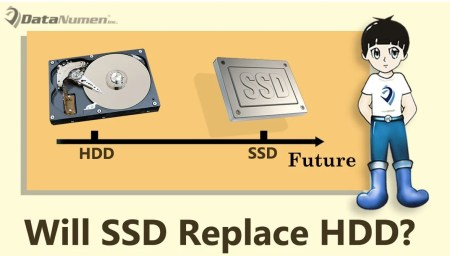 Will Solid State Drive Completely Replace Hard Disk Drive in the Near Future