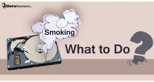 What to Do If a Hard Drive Starts Smoking?