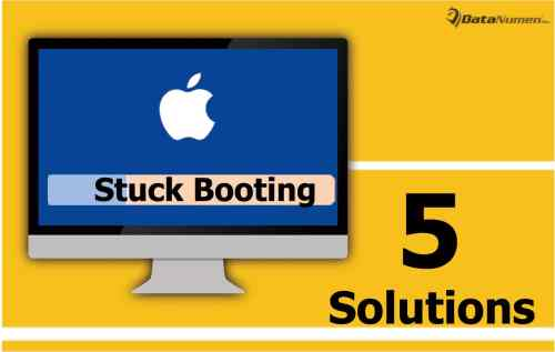 5 Effective Solutions when Mac Gets Stuck on Booting