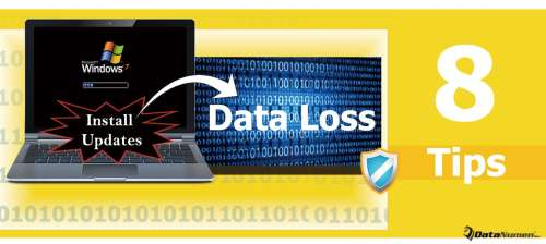 8 Useful Tips to Prevent Data Losses on Installing Windows Updates