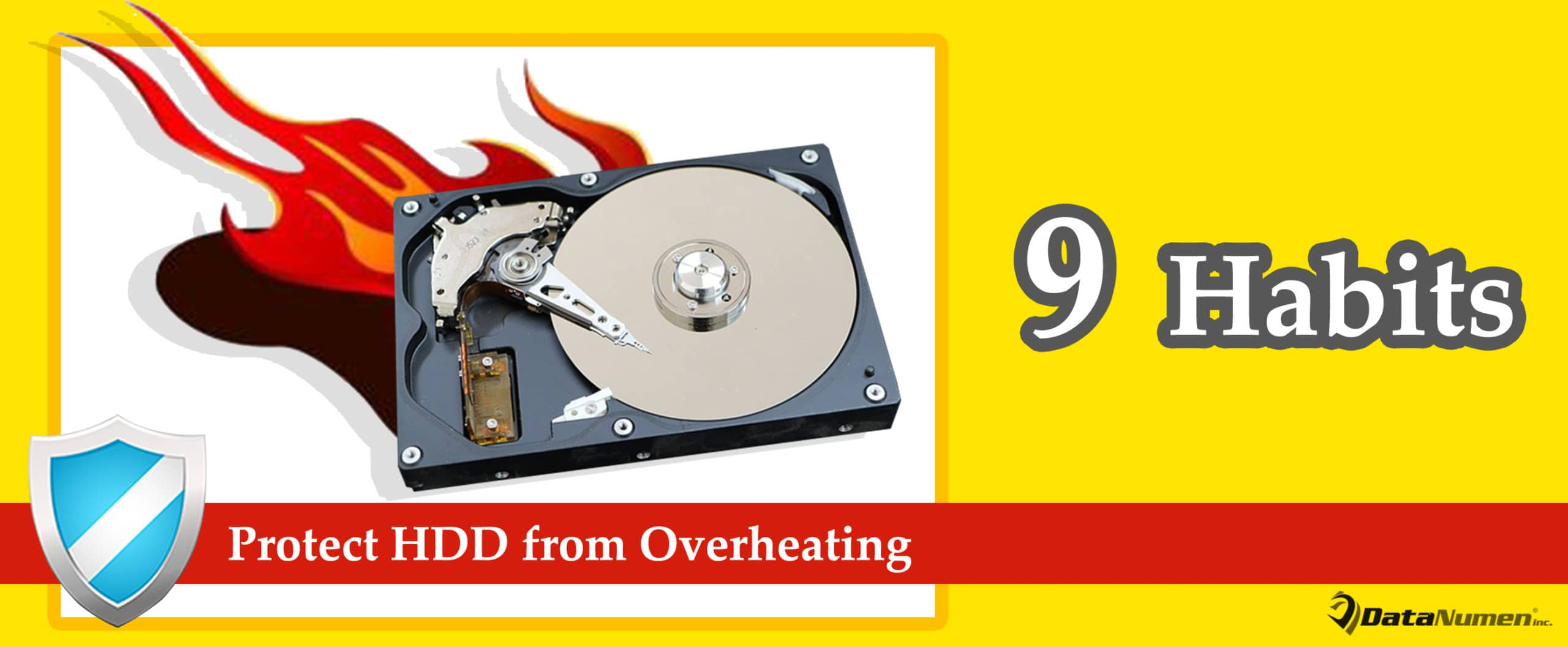 9 Daily Habits to Protect Your Hard Drive from Overheating