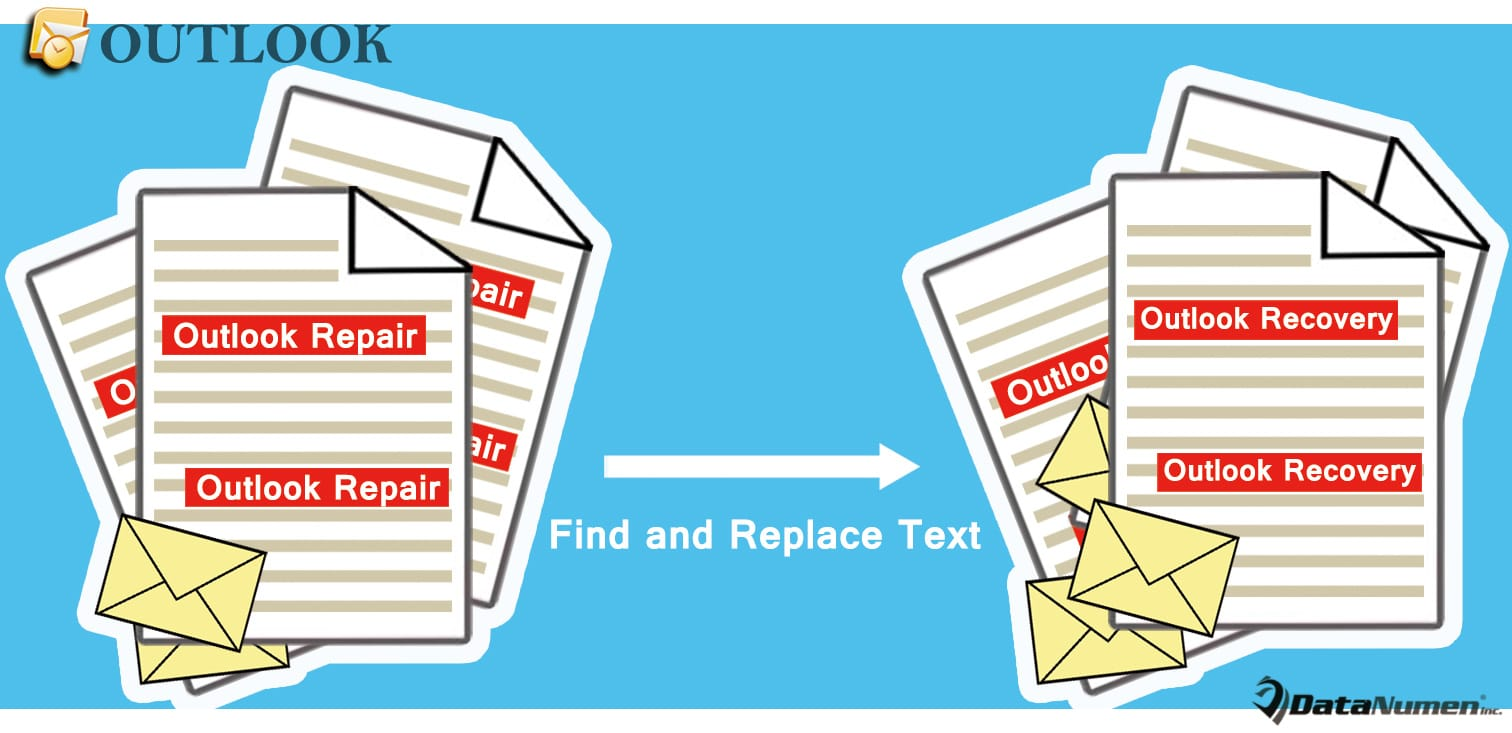 Batch Find and Replace Text in Multiple Outlook Emails