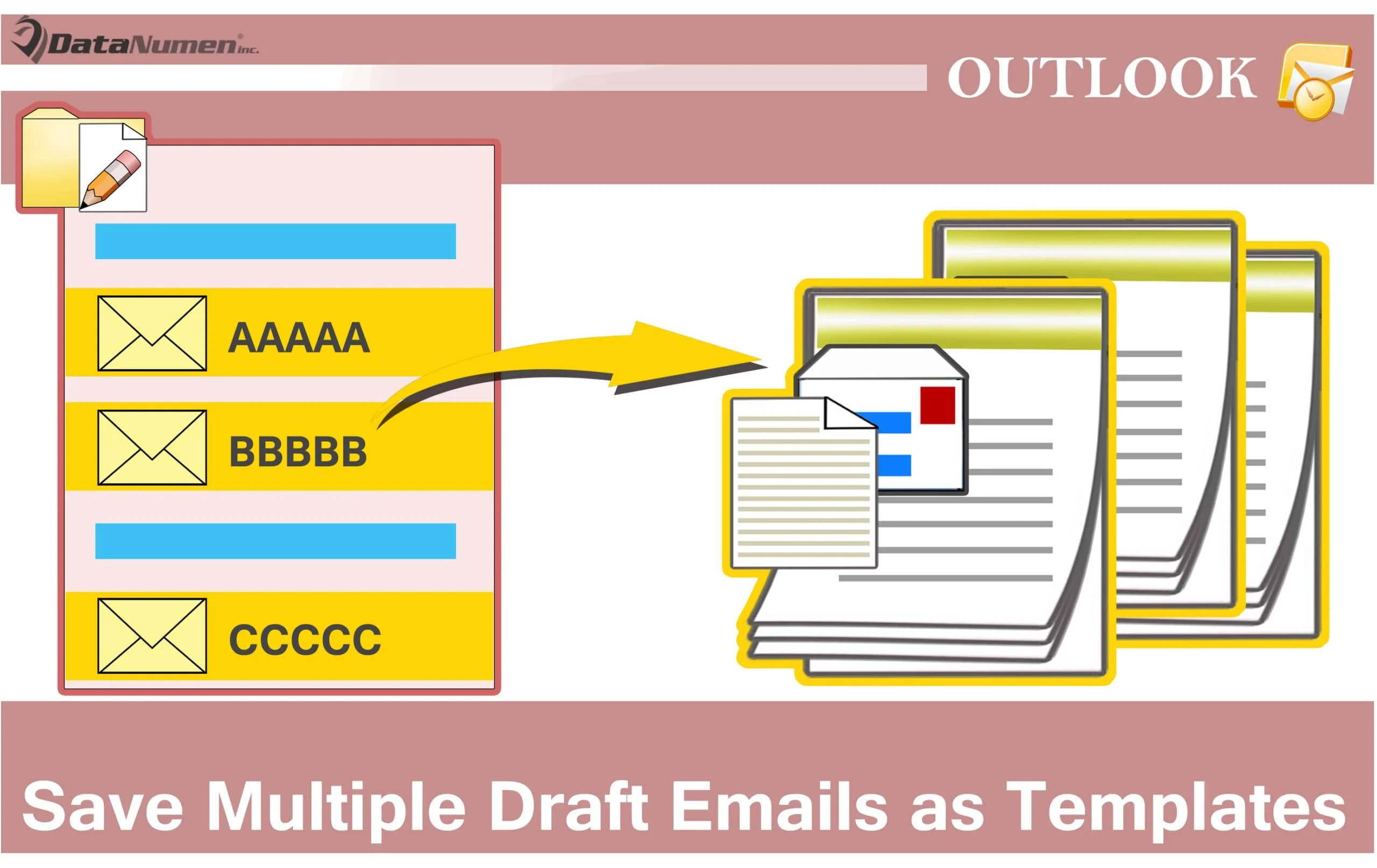 Batch Save Multiple Draft Emails as Outlook Templates