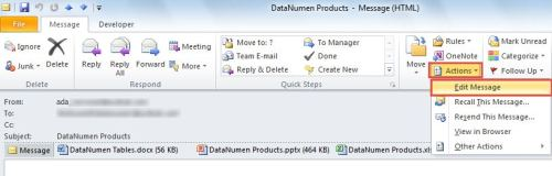 2 Quick Methods to Print the Attachment Lists of Multiple