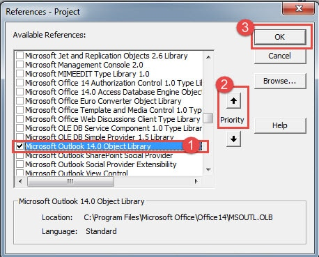 How to Add an Object Library Reference in VBA - Data Recovery Blog