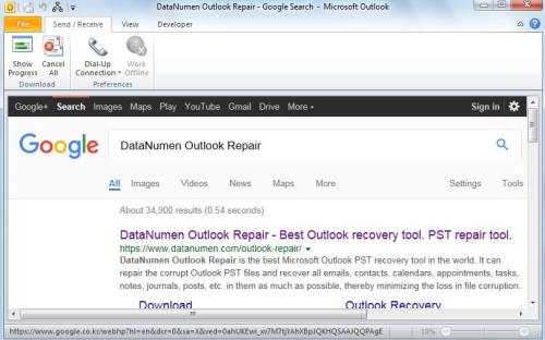 Search Selected Text on Google