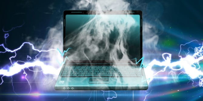 How Can Power Failure Endanger Your Computer Data?