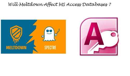 Will Meltdown Affect Access Databases